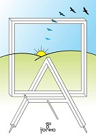 Frame and Easel 2
