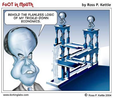 Don Brash vs M.C. Escher