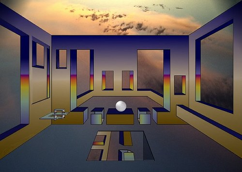 Room of Illusions 3