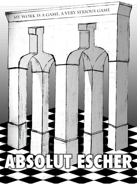 Absolut Escher
