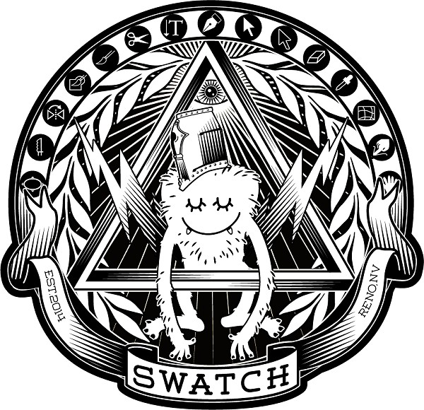 Saswatch Crest Idea 1