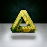 Penrose Triangle Green