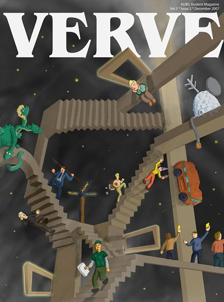 Verve cover