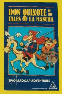 Don Quixote: Tales of La Mancha