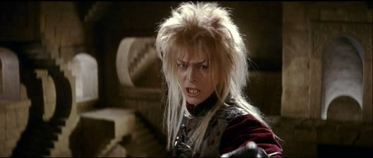 Labyrinth - a frame from the film