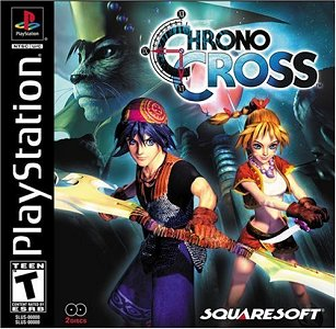 Chrono Cross (обложка диска)
