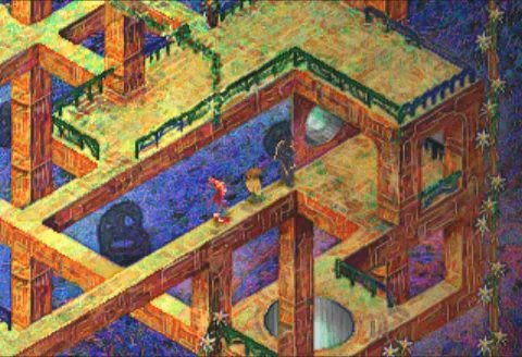 Chrono cross screenshot 1