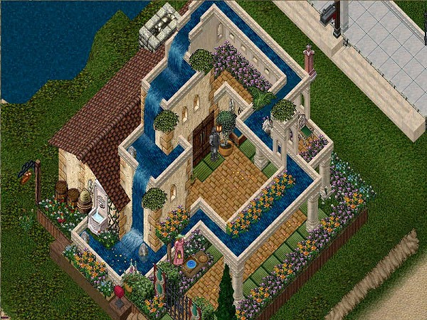 Build houses online ultima online computer games for House building computer programs