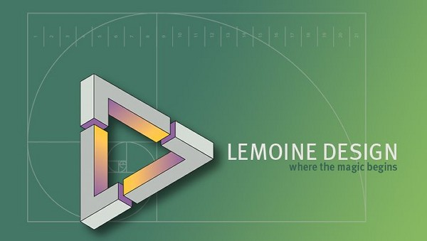 Lemoine design logo