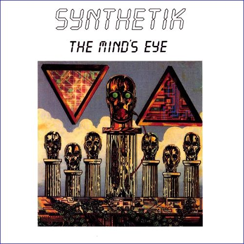"Synthetik ""The Mind's Eye"" cover"