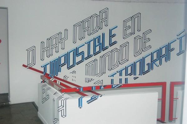 Rodrigo Fuenzalida - Anamorphic art - Impossible world