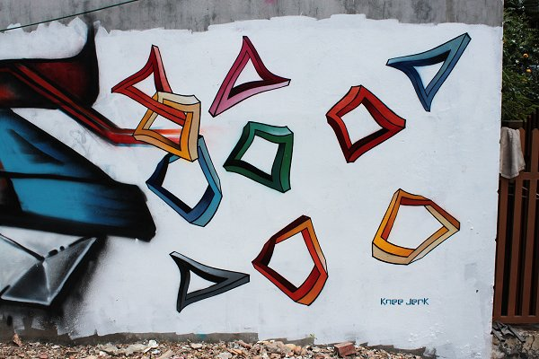 Penrose objects on Acid - Hanoi HOF