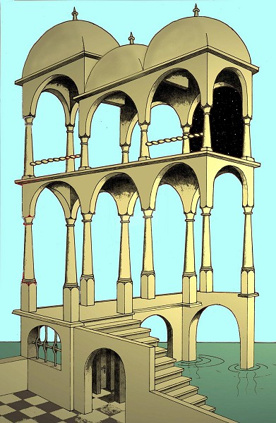 Escher's Tower