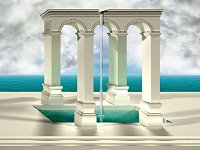 Impossible pillars