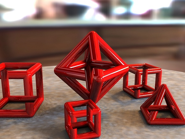Impossible polyhedrons