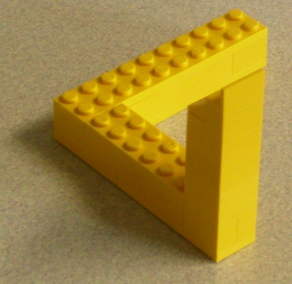 Buge fun impossible sculptures impossible world - Figuras geometricas imposibles ...
