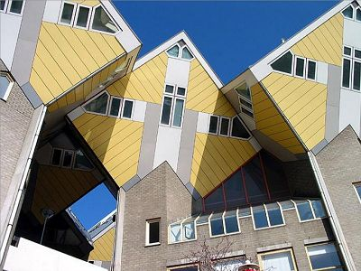 Cubes of Cube Houses