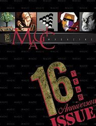 Magaic Magazine cover, September 2007