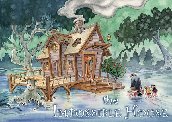 Impossible House