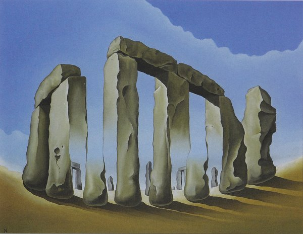 Illusion in stone (Norman Parker)