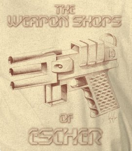 The weapon shop of Escher