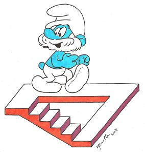 Happy birthday, Smurfs (1958-2008)