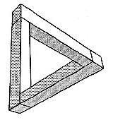 Невозможный треугольник Пенроуза
